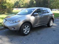 This 2010 Nissan Murano S is offered exclusively by