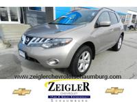 JUST ARRIVED THIS NISSAN MURANO SL AWD HAS ALL THE