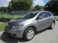 This 2012 Nissan Murano SV, is equipped with power