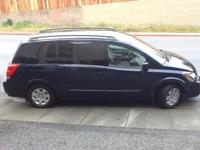 Nissan Quest-At,Ac,Pw,Pd,Premium Wheels, 7-Passenger