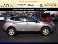 Check out this 2011 Nissan Rogue . It has a Variable