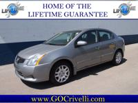 Nissan is a great company! This 2012 sentra is great on