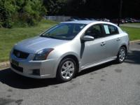 This outstanding example of a 2010 Nissan Sentra 2.0 SR