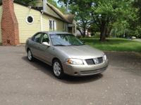 I have 2005 Nissan Sentra forsa sale very good runing