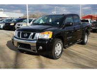 This is a great 2013 Titan pickup SV. This vehicle's