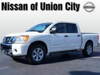 Who could resist this 2013 Nissan Titan SV? This gently