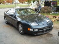 hello i have a 1994 300zx 2+2 auto with t-tops car has