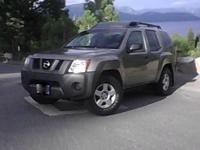 2005 Nissan Xterra 6 speed tranny. EXCELLENT