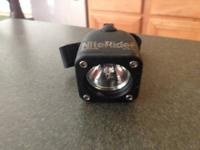 NiteRider Digital HeadTrip Halogen Light for night-time