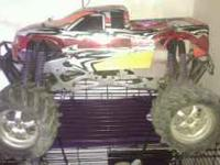 i very fast rc this thing runs great it comes with ez