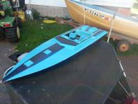 4 sale nitro powered RC boat  I have everything to