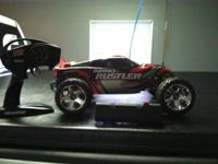 for sale nitro traxxas rustler, have around 500$ in it