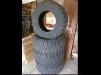 We have 4 35x12.50x18 Nitto Mud Grapplers for sale. 2