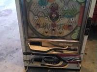 nizhijin pinball machine Electric use 1/4 in  ball