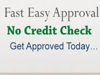 Easy No Credit Check Financing, as low as $26.96 + tax