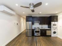 This is a Gut Renovated 3 Bedroom w/ Washer &