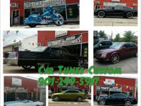 Car Tunes Customs- 1375 Airways Blvd 38114 program get