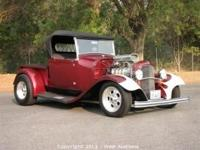 1932 Ford Roadster Pickup Convertible Online auction at