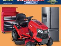 We have no Credit Check Leasing on tools equipment,