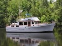 Description The Marine Trader 44' comes with the two