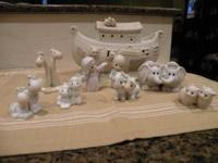 Precious Moments Noah's Ark $130.00. Comes with all
