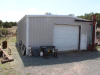 Nice commercial metal building, just off Highway 37 at