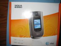I have two Nokia 6350 cell phones. One is new, never