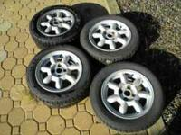 I have for sale a set (4) of lightly used Nokian