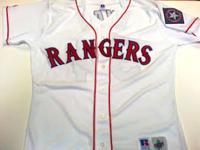 Nolan Ryan Texas Rangers Autographed Russell Athlt.