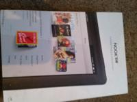 I have a Nook HD 32 gigs brand new condition no