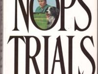 Nop's Trials, by Donald McCaig hardcover w dustjacket -