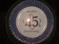 plate was issued in the late 1960s early 1970s NORCREST