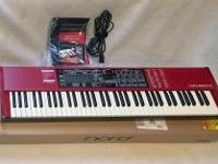 Type:Electronic KeyboardType:Nord ElectroBrand: