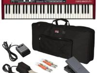 Nord Stage 2 88-Key Digital Stage Piano Big, red, and