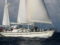 Description Beautiful Van Dam Nordia Ketch - Impeccable