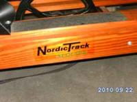 Nordic Track Skier Sequoia Cross country trainer Great
