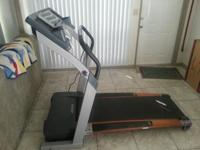 This is a lightly used Treadmill with an amazing