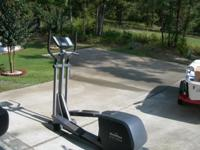 For Sale .Nordic Track CX938 Elliptical Exerciser. Good