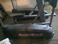 I have this Nordic Track for sale and everything works
