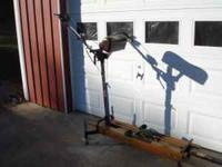 GREAT EXERCISE MACHINE, WELL TAKEN CARE OF. HAVE ALL