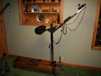 New condition Nordic Track Pro ski machine. Used very