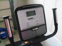 For sale a Nordic track audiorider recumbent bike R 400