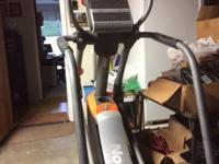Nordic Track Freestrider Series 35 S. Almost new. Great