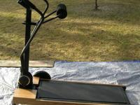 This is a legendary exercise machine that crossed a
