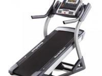Type: FitnessType: TreadmillsI have a Nordictrack