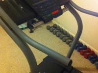 Nordic Track EXP 1000 XI - Treadmill is in excellent