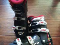 Selling my size 26.5/ US 8.5-9,  Nordica Ski Boots!!!