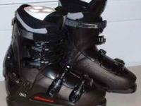 Italian made Nordica Ski Boots 27.5cm. Great shape,
