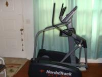 NordicTrack A.C.T. PRO ELLIPTICAL - MODEL NO.