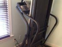 This used treadmill is in excellent condition. I am